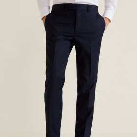 Suit pants super-slim...